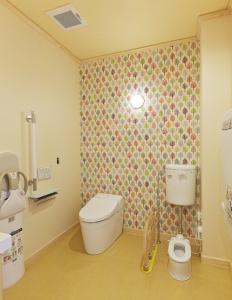 小児科トイレ